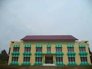 gedung baru unaya