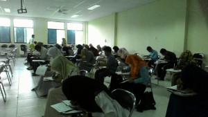 ujian mahasiswa baru 1