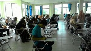 ujian mahasiswa baru 2