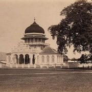Sejarah Mesjid Raya Baiturrahman Banda Aceh Universitas Abulyatama